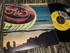 "ELO ELECTRIC LIGHT ORCHESTRA ULTIMO TREN A LONDRES/+1 7"" SINGLE 1980 JET SPAIN"