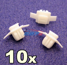 10x Wheel Arch Trim Clips Wing Wheel Arch Surround Clips- Honda Civic CRV