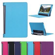 Leder Hülle Case Stand Cover Tasche Für 10.1 Lenovo Yoga Tab 3 Pro 2015 Tablet