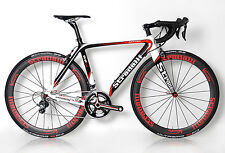 Stradalli Rp14 Carbon Fiber Road Bike Shimano Ultegra 8000 11 Speed 56 Cm Fsa