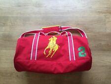 Polo Ralph Lauren Fragrances Sac Bag Vintage 80er/90er années Weekender