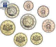 Bi-Metall Münzen aus Lettland