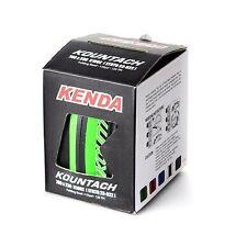 KENDA Kountach K1092 700 x 23C Road Bike Bicycle Folding Tire Tyre - Green