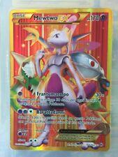 Pokémon card  # Mewtwo EX# Full Art •Secreta •Rara •ITA •164/162 •Turboblitz