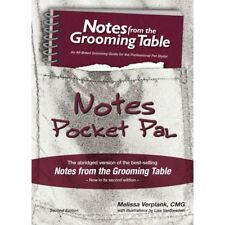 Notes From Grooming Table Pocket Pal 2Nd Edition