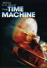 The Time Machine (H G Wells Rod Taylor) Region 1 New DVD