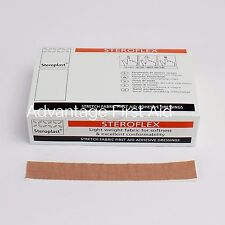Stretch Fabric Finger First Aid Plasters: Extension- 15cm x 2cm (50) Long & Thin