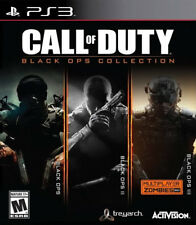 Call of Duty: Black Ops Collection PS3 New PlayStation 3, PlayStation 3