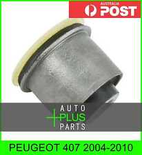 Fits PEUGEOT 407 Rubber Suspension Bush Front Upper Arm