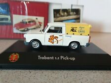 ATLAS EDITIONS - TRABANT 1.1 PICK-UP   - 1/43.SCALE - DDR-AUTO COLLECTION