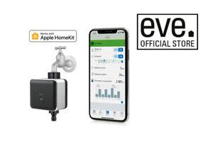 New Eve Aqua Smart Water Controller with Apple HomeKit or Siri Technology