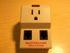 Master Cube Belkin FF5C096 Current Tap w/ Transient Surge Protection *FREE SHIP*