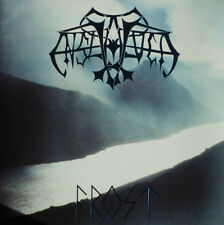 ENSLAVED - Frost LP - Blue Splatter Colored Vinyl Album - Viking Black Metal