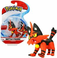 POKEMON BATTLE FIGURE * TORRACAT * NEW BOXED ARTICULATED TOY CHARACTER PACK