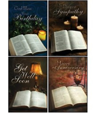 Light from His Word - KJV Scripture Greeting Cards - Boxed - All Occasion