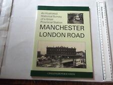 More details for historical survey of manchester london road - pub.1998 - 64  pp - p/b