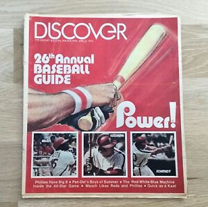 Philadelphia Phillies - The Bulletin 26th Annual Baseball Guide April 1976