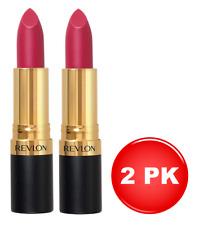 2 x Revlon Super Lustrous Lipstick Matte 054 Femme Future Pink
