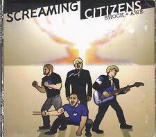 Screaming Citizens : Shock + Awe Digipak CD FASTPOST
