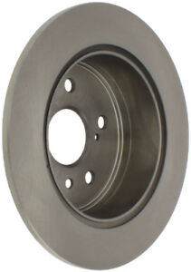 Disc Brake Rotor fits 2012-2018 Toyota Avalon Camry  C-TEK BY CENTRIC