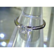 Wempe BY KIM Ring Promise mit 3 Diamanten ca. 0,57 ct. aus 750 Weißgold # 55
