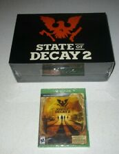 State Of Decay 2: Ultimate Collectors Edition For Microsoft XBOX One Sealed