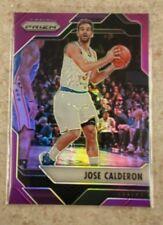2016-17  Prizm  JOSE CALDERON  Purple Prizm  42/75