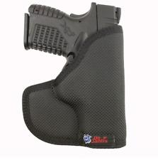 """DeSantis Nemesis Pocket Holster Ruger LCR, SP101, LCRX; Colt Detective 2"""""""