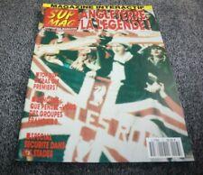 rare SUP MAG n°13 nov..93 ))  le mag des Ultras années 90 / OM OL PSG ASSE...
