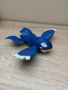 Legendary Pokemon Kyogre Toy Figure Mcdonalds Happy meal toy collectible