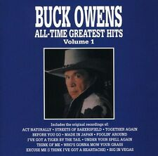 Buck Owens - Greatest Hits 1 [New CD] Manufactured On Demand