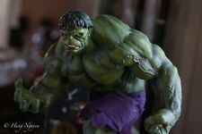 Exclusive Marvel Avengers Incredible Hulk Premium Format Figure Statue Sideshow