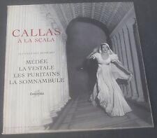 MARIA CALLAS A LA SCALA COLUMBIA FCX 739 FRANCE LP EX RARE