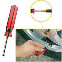 Bicycle Car Tire Valve Core Repair Tool Tube Installer Tyre Screw Remover Kit