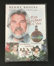 Kenny Rogers Christmas Special: Keep Christmas With You DVD NEW SEALED