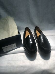 Quality Brand New Men's Cole Hann Pinch Penny Loafers Color:Black Size:10.5