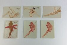 George Petty The Petty Girl Card Lot Limited Edition