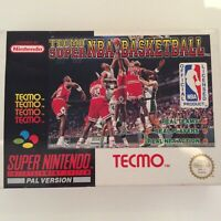 snes super nintendo Nba Basketball
