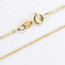 Goldkette damen 40 cm