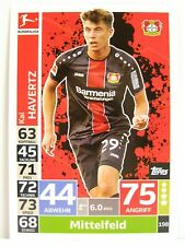 Match Attax 2018/19 Bundesliga - #198 Kai Havertz - Bayer 04 Leverkusen