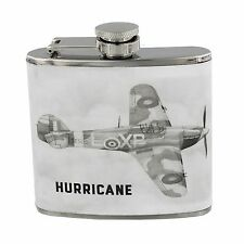RAF Hurricane Sketch 5oz Hipflask Royal air force Collection Licensed Product