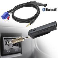 Bluetooth AUX Line In Interface Adapter Kabel Anruf Radio für VW Skoda Seat Audi
