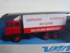 1/50 Verem DAF Sapeurs Pompiers Du Gard Secours Medicaux REF123