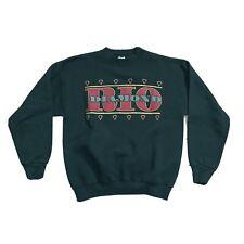 Vintage Diamond Rio Country Tour Crewneck Sweater Large Music Concert 90s