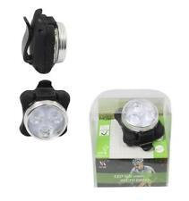 Bicycle Safety Awareness Hazard Bike LED Light Combo Clip On Safe Night Light