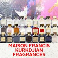 Maison Francis Kurkdjian Perfume Decant Samples 2ml 3ml 5ml 10ml 100% Genuine