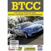 BTCC 2010 Championship Review 2010 (2 Disc) DVD[Region 2]