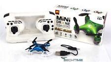 MINI DRONE QUADRICOTTERO PORTATILE 6 ASSI CON LED HC 616