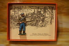 Tradition of London Toy Soldier 54mm #505 ACW Confederate Infantry