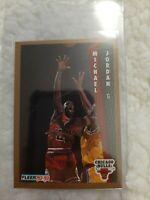 1992 Fleer Michael Jordan #32 Basketball Card!  NM/MT
